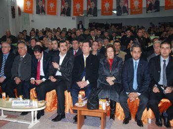 FARUK KELEŞ - Ak Parti Germencik İlçe Kongresi Yapıldı