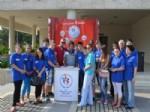 EBRU SANATı - Bonn-Mersin Uluslararası Gençlik Değişim Programı Sürüyor