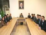 SAIT KARAHALILOĞLU - Aksaray Sosyal Yardımlaşma Vakfına 9 Yeni Personel