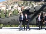 Bakan Davutoğlu'ndan Esnaf Ziyareti