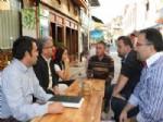 RECEP ÖZEL - Bolu Bölgesi Veteriner Odası Mudurnu'da Toplandı