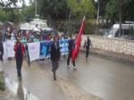 EBRU SANATı - Adıyaman'da 'nerede Hareket Orada Bereket' Etkinliği