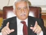 MUHARREM BALCı - Başkan, Yeşilay'ı 'duman altı' etmiş