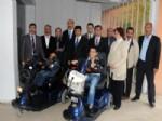 SELAMI BOSTAN - Gümüşhane'de Engelliler Kurban Bayramı Öncesi Çifte Bayram Yaşadı