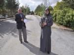 Yozgat Orman İşletmesi, Mezarlıklarda 10 Bin Fidan Dağıttı