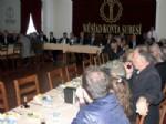 HASAN ANGı - Müsiad Konya Şubesi Bayramlaştı