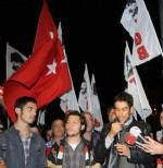 ALİ ERKAZAN - Ankara'daki yürüyüşe katılmak isteyenlere izin verilmedi
