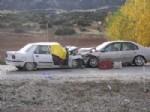 Isparta'da Feci Kaza: 2 Ölü, 5 Yaralı