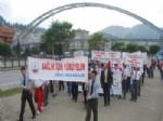 CENGIZ CINDEMIR - Giresun'da Dünya Yürüyüş Günü Kutlandı