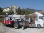 Ortaköy'de 500 Aileye Kömür Yardımı