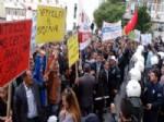 Sinop Emirtolu Köylüleri Valiliğe Girmek İstedi