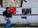 Beldeyi Atatürk Fotoğrafları İle Donattılar