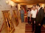 KAPLUMBAĞA TERBIYECISI - Osman Hamdi Bey Konağı'na Turist İlgisi
