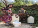 Giresun'da Köylülerin Su Çilesi