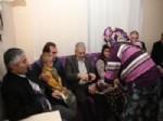 Bakan Yıldırım, Çankırı'da Evine Davet Eden Vatandaşı Kırmadı