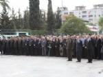 HAKKı UZUN - Bornova'da Atatürk Törenle Anıldı