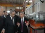 ABDURRAHIM ARSLAN - Arınç, Manisa'da Fabrika Açılışına Katıldı