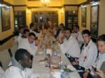 SELAMI BOSTAN - Başkan Canlı'dan Torul Gençlikspor'a Moral Yemeği