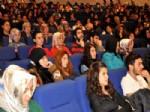 GOGOL - Aibü'de Öğrenciler Ali Ural'la Buluştu