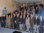 Doğu Karadeniz'deki Belediyeler Rize Belediye Başkanı Halil Bakırcı Başkanlığında Toplandı