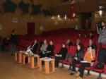 Kırşehir-aksaray-ulukışla Demiryolu Projesi Halkın Katılım Toplantısı Yapıldı
