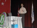 ALİ NASUH MAHRUKİ - Akut Başkanı Mahruki Esogü'de 'başarı ve Sırları' Konferansı Verdi