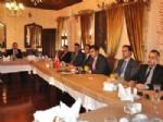 KARADIĞIN - Başkan Kalaycı, 'Büyükşehir Belediyesi Yasa Tasarısı'nı Değerlendirdi