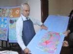 EBRU SANATı - Keşan Belediyesi Ebru Kursu Açtı