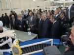 Cumhurbaşkanı Gül'den Fabrika Ziyareti