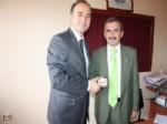 CENGIZ CINDEMIR - Giresun'da Müdürler Organlarını Bağışladı