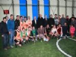 HACı UZKUÇ - Kurumlar Arası 3. Futbol Turnuvası Sona Erdi