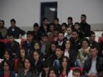 Öğrencilere Terör ve Uyuşturucu Konferansı
