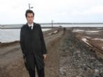 YEMEN BAYRAK - Hava Limanı İçin Karadeniz'in Hırçın Dalgaları İle Mücadele Sürüyor
