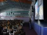 """KUANTUM FIZIĞI - Özel Aziziye Lisesi'nde """"Günümüzde Evrim Teorisi ve Açmazları"""" Konferansı..."""