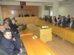 DENİZ KURT - 'Sürücü ve Yaya Eğitimi' Semineri Verildi