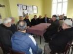 ŞABAN ÖZER - Başkan Karabalık Eşme'de Vatandaşlarla Bir Araya Geldi