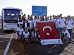 NURI CAN - Bayburt Üniversitesi Öğrencilerinden 450 Kilometrelik Kardeşlik Köprüsü