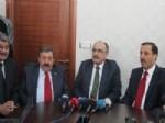 Başbakan Yardımcısı Beşir Atalay: Esed'in Kaleleri Bir Bir Yıkılıyor