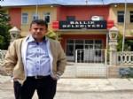 HAMZA ÖZTÜRK - Belde Nüfusunu Artıramayan Belediye Başkanı İstifa Etti