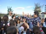 FEYZULLAH ARSLAN - Başkan Tütüncü'den Ziyaret