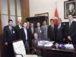 Gürgentepe Heyeti, Hamarat'ı Ziyaret Etti