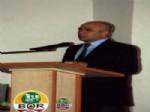 MUAMMER BALCı - Öğrencilere Trafik Güvenliği Anlatıldı