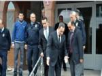 Nevşehir Emniyet Müdürü Yüksel'den Kozaklı Belediyesine Ziyaret