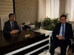 NUH ÇIMENTO - Naci Kılıç'tan Özbek'e Ziyaret