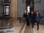 Sultan Selim Camisi'nde Güçlendirme Çalışması
