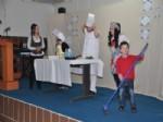 ÖZÜRLÜLER GÜNÜ - Egiad Tiyatro Oyunu'nun Geliri Engelliler Eğitim Merkezine