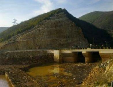 Bartın Kirazlık Köprü Barajı İnşaatı Durduruldu