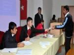 Niğde'de Öğrenci Meclisi Seçimi Yapıldı