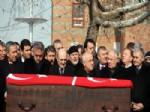 TÜRKIYE SAĞLıK İŞÇILERI SENDIKASı - Mustafa Başoğlu, Son Yolculuğuna Uğurlandı
