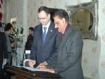 PAVAROTTI - Mtso, Bm Küresel İlkeler Sözleşmesi'ne Katıldı